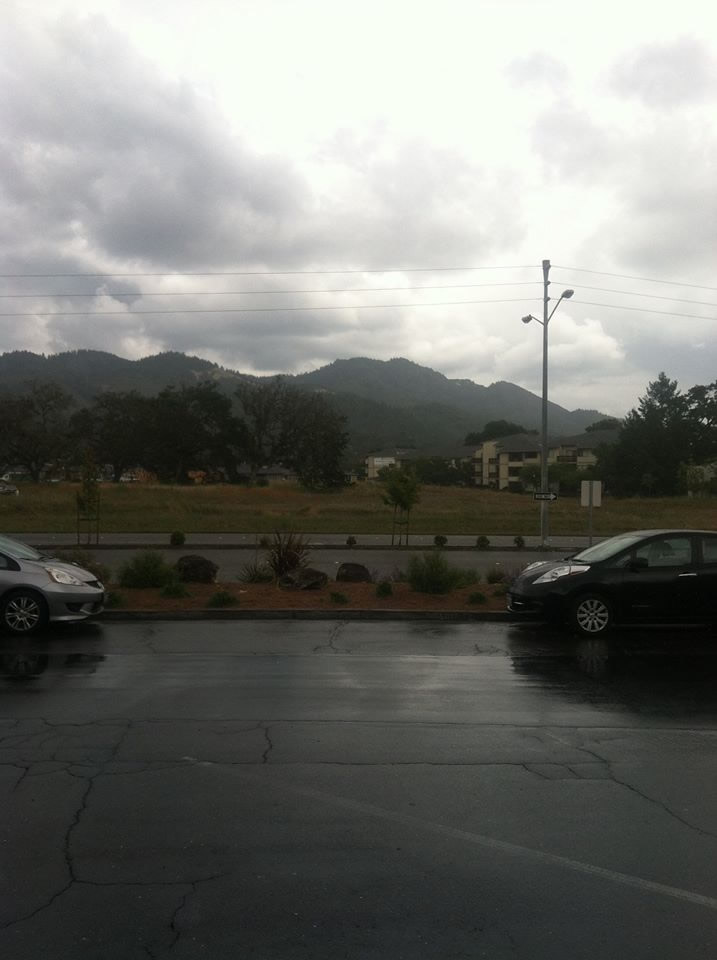 """<div class=""""meta image-caption""""><div class=""""origin-logo origin-image none""""><span>none</span></div><span class=""""caption-text"""">Dark clouds are seen ahead a storm in Santa Rosa, Calif. on May 14, 2015. (Photo submitted to KGO-TV by Kathleen H./Facebook)</span></div>"""