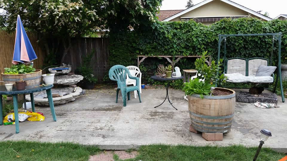 """<div class=""""meta image-caption""""><div class=""""origin-logo origin-image none""""><span>none</span></div><span class=""""caption-text"""">Scattered showers hit Santa Rosa, Calif. on May 14, 2015. (Photo submitted by Steven M./Facebook)</span></div>"""