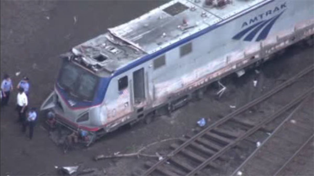 Amtrak CEO: Railroad takes 'full responsibility' for crash