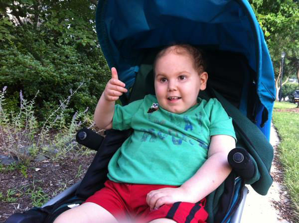"<div class=""meta image-caption""><div class=""origin-logo origin-image none""><span>none</span></div><span class=""caption-text"">Cooper Herman, Elise Herman's son, diagnosed with brain cancer at two years-old. (WTVD Photo)</span></div>"
