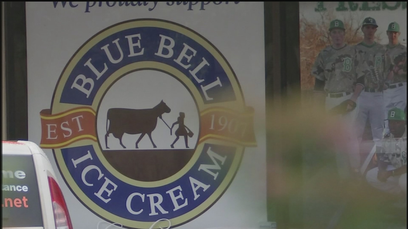 1,450 Blue Bell workers losing jobs
