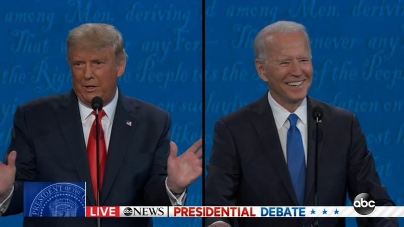 Debate Fact Check Claims From President Donald Trump Joe Biden S Final Debate In 2020 Presidential Election Abc30 Fresno