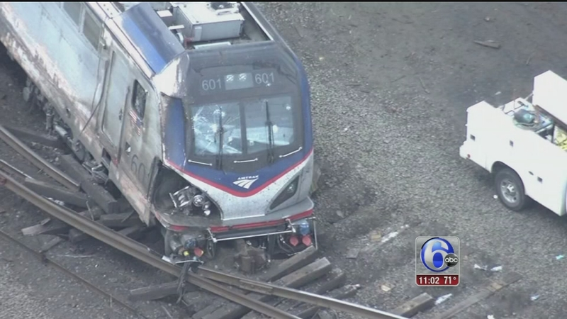 VIDEO: SEPTA call released from night of Amtrak 188 crash