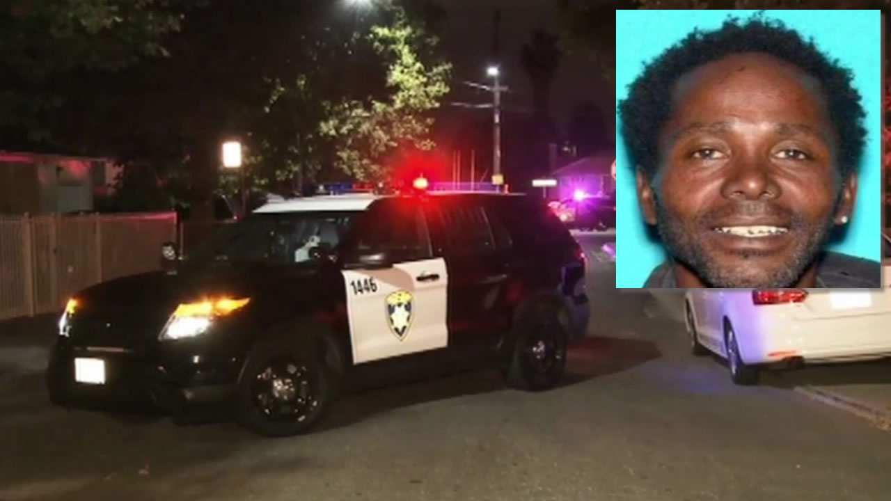 Shawn McGee, 51, is accused of robbing a bank in Antioch then leading officers on a chase to Oakland and holding a person hostage on May 16, 2015.