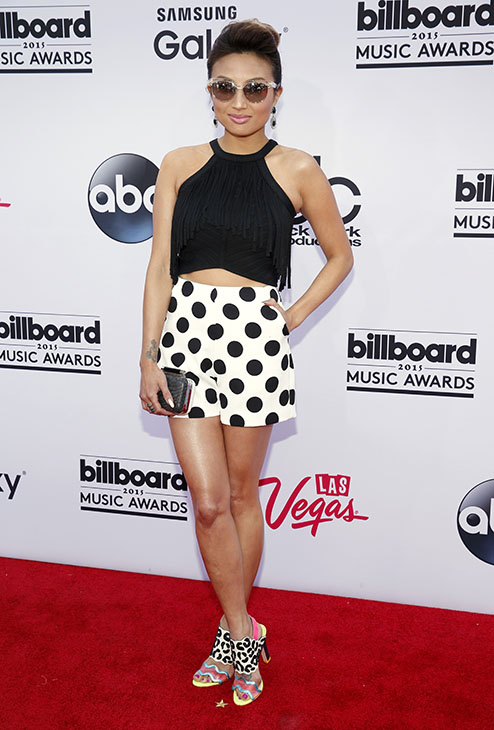 "<div class=""meta image-caption""><div class=""origin-logo origin-image ap""><span>AP</span></div><span class=""caption-text"">Jeannie Mai arrives at the Billboard Music Awards at the MGM Grand Garden Arena on Sunday, May 17, 2015, in Las Vegas. (AP)</span></div>"