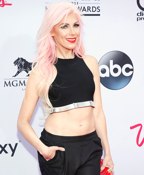 "<div class=""meta image-caption""><div class=""origin-logo origin-image ap""><span>AP</span></div><span class=""caption-text"">Bonnie McKee arrives at the Billboard Music Awards at the MGM Grand Garden Arena on Sunday, May 17, 2015, in Las Vegas. (AP)</span></div>"
