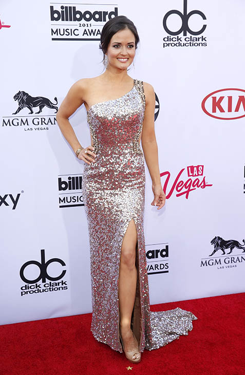 "<div class=""meta image-caption""><div class=""origin-logo origin-image ap""><span>AP</span></div><span class=""caption-text"">Danica McKellar arrives at the Billboard Music Awards at the MGM Grand Garden Arena on Sunday, May 17, 2015, in Las Vegas. (AP)</span></div>"