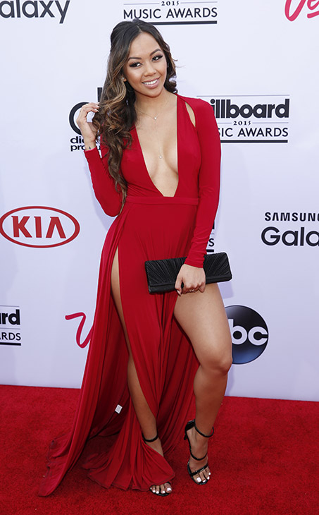 "<div class=""meta image-caption""><div class=""origin-logo origin-image ap""><span>AP</span></div><span class=""caption-text"">Liane Valenzuela arrives at the Billboard Music Awards at the MGM Grand Garden Arena on Sunday, May 17, 2015, in Las Vegas.</span></div>"