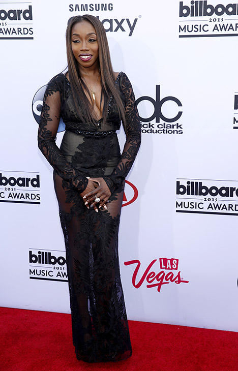 "<div class=""meta image-caption""><div class=""origin-logo origin-image ap""><span>AP</span></div><span class=""caption-text"">Estelle arrives at the Billboard Music Awards at the MGM Grand Garden Arena on Sunday, May 17, 2015, in Las Vegas. (AP)</span></div>"