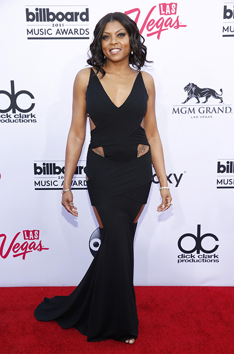 "<div class=""meta image-caption""><div class=""origin-logo origin-image ap""><span>AP</span></div><span class=""caption-text"">Taraji P. Henson arrives at the Billboard Music Awards at the MGM Grand Garden Arena on Sunday, May 17, 2015, in Las Vegas. (AP)</span></div>"