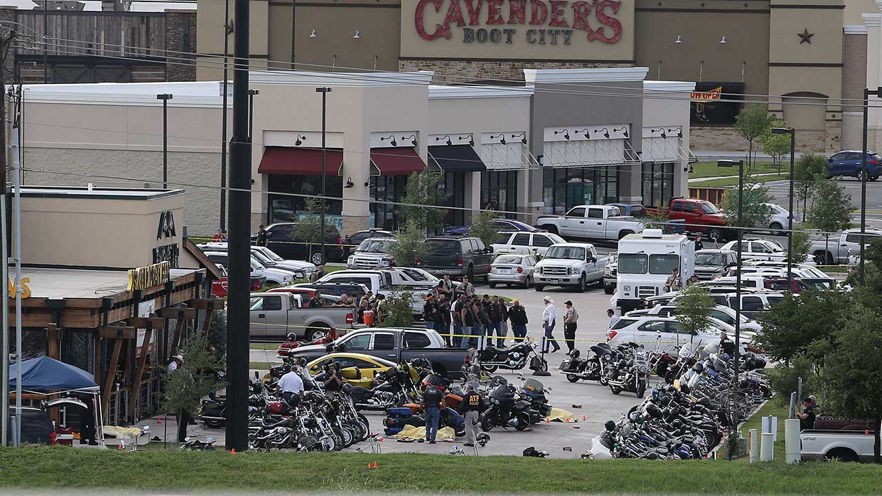 Charges filed against 170 motorcycle gang members following