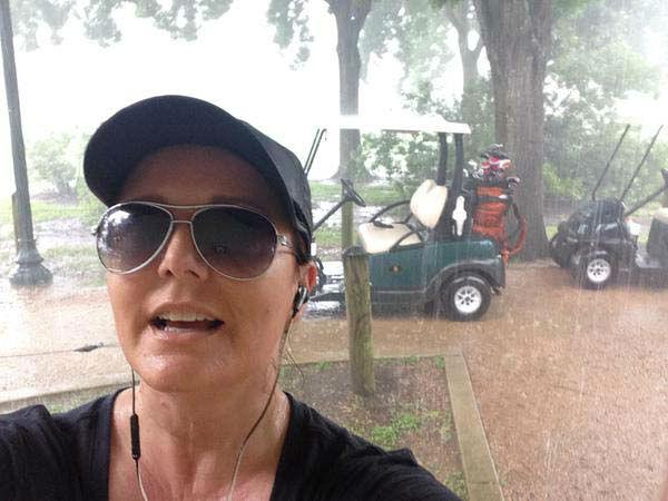 "<div class=""meta image-caption""><div class=""origin-logo origin-image none""><span>none</span></div><span class=""caption-text"">Christine Dobbyn got caught in the downpour at Hermann Park (KTRK Photo)</span></div>"