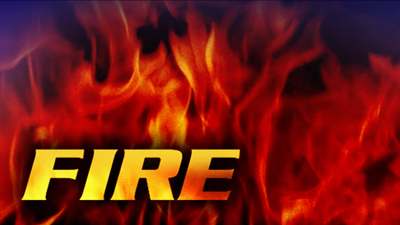 Generic fire graphic