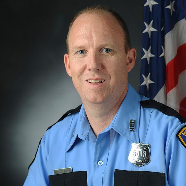 Officer R. Martin