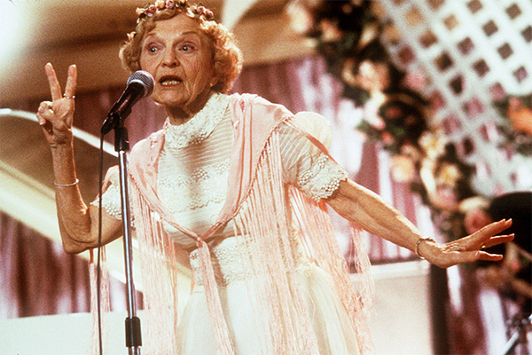 "<div class=""meta image-caption""><div class=""origin-logo origin-image none""><span>none</span></div><span class=""caption-text"">Ellen Albertini Dow, a feisty character actress best known for her salty rendition of 'Rapper's Delight' in 'The Wedding Singer,' died Monday, May 4, 2015. She was 101. (New Line Cinema/handout)</span></div>"
