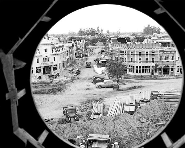 "<div class=""meta image-caption""><div class=""origin-logo origin-image none""><span>none</span></div><span class=""caption-text"">A unique view of the beginnings of Town Square and Main Street, U.S.A. through the clock tower at Main Street Station in Disneyland park. (Disneyland Resort/ABC News)</span></div>"