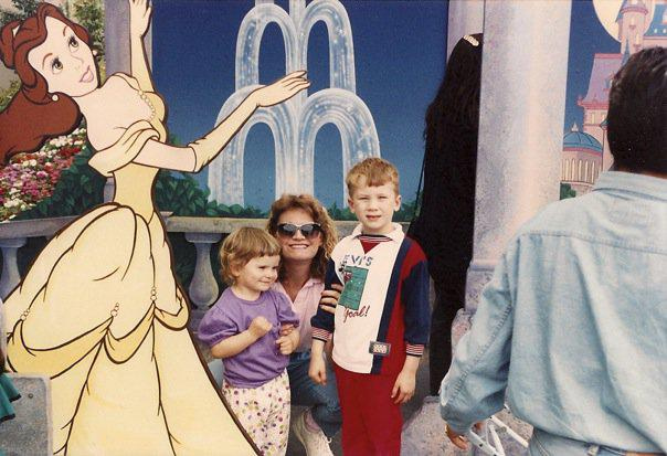 """<div class=""""meta image-caption""""><div class=""""origin-logo origin-image none""""><span>none</span></div><span class=""""caption-text"""">ABC7 News viewers and staff are celebrating Disneyland's 60 years of magic by sharing photos of themselves at the park! (Photo sent to KGO-TV by Julie C./Twitter)</span></div>"""