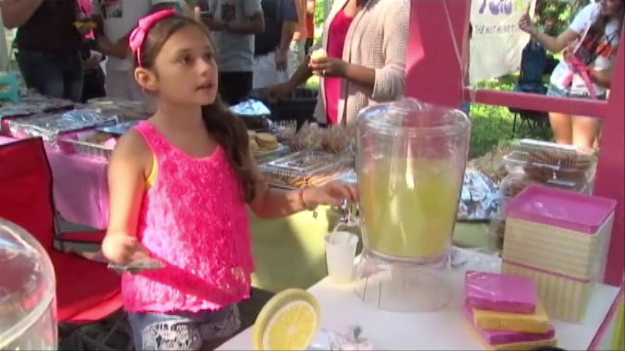 Alyssa De La Sala lemonade