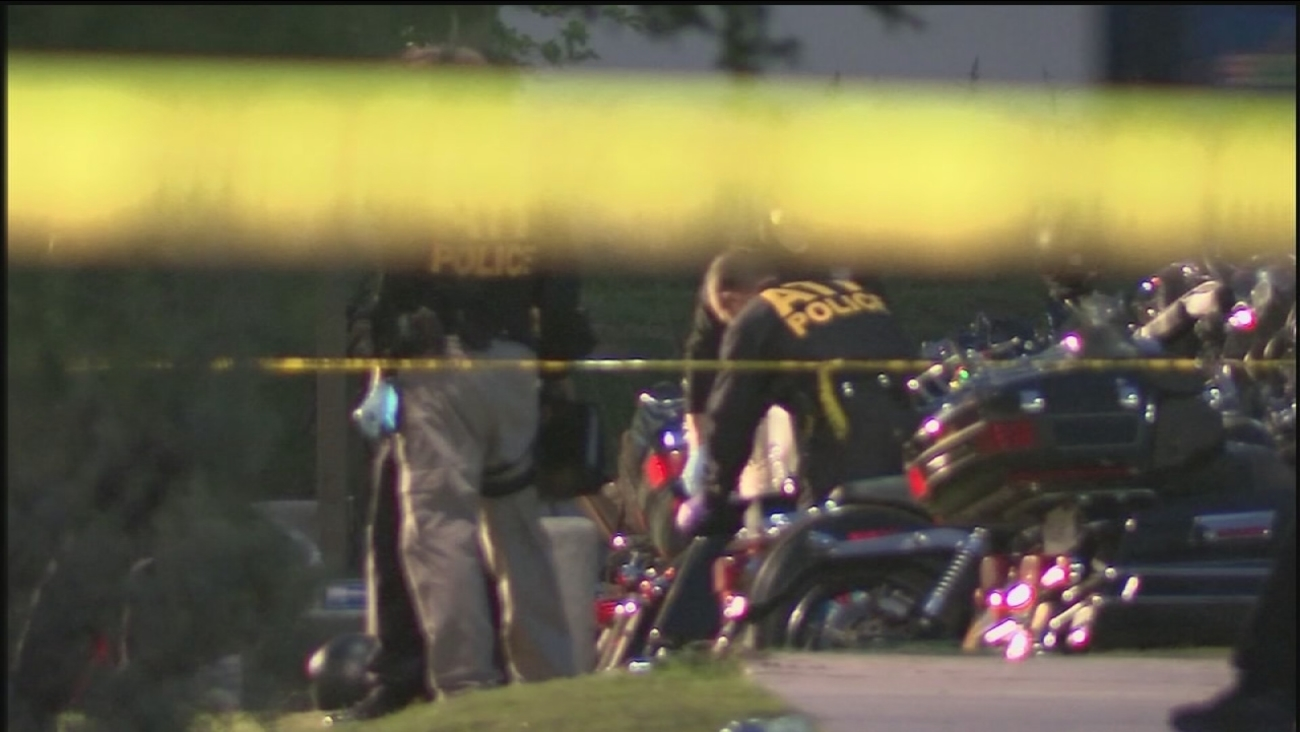 More than 170 suspects in jail after Waco shooting