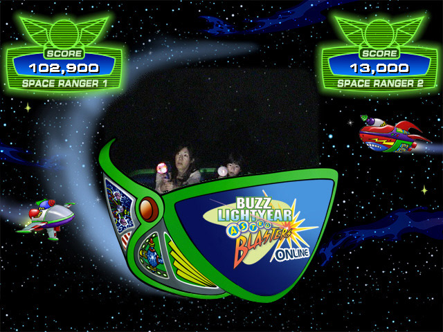 """<div class=""""meta image-caption""""><div class=""""origin-logo origin-image none""""><span>none</span></div><span class=""""caption-text"""">Astro Blasters! ABC7 News viewers and staff are celebrating Disneyland's 60 years of magic by sharing photos of themselves at the park. (Photo from ABC7 News anchor Kristen Sze)</span></div>"""