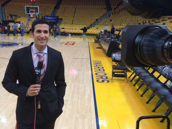 """<div class=""""meta image-caption""""><div class=""""origin-logo origin-image none""""><span>none</span></div><span class=""""caption-text"""">David Nuno reporting from the Rockets and Warriors game (KTRK Photo)</span></div>"""