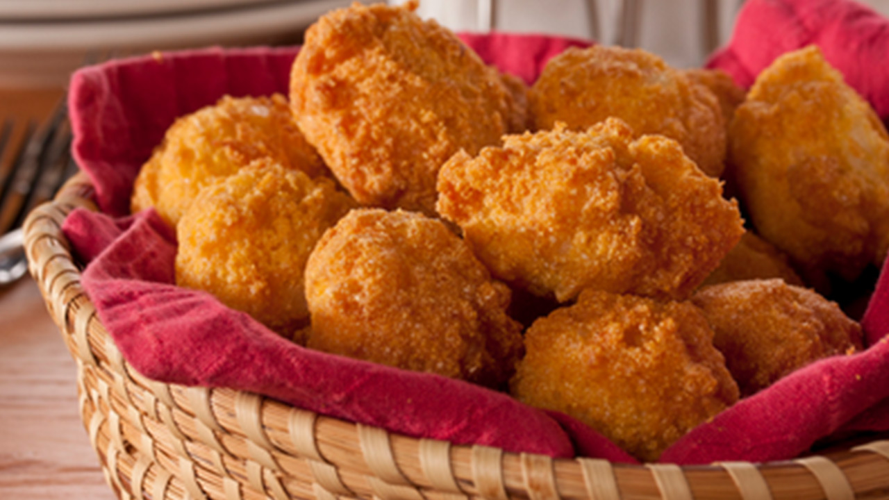 Mr Food: Hush Puppies