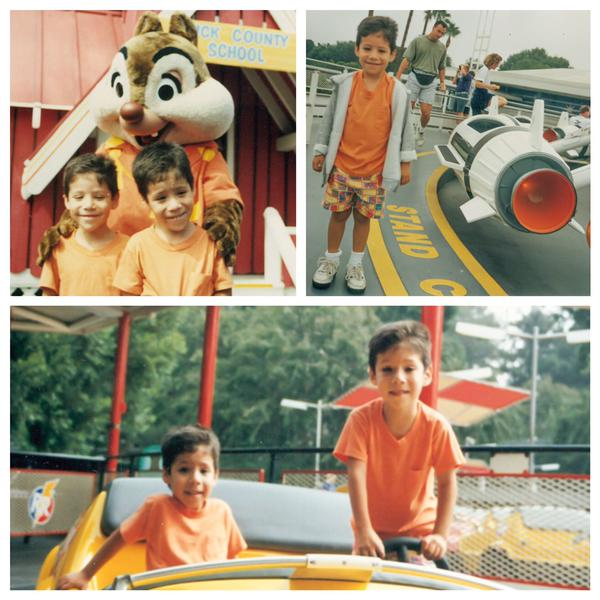 """<div class=""""meta image-caption""""><div class=""""origin-logo origin-image none""""><span>none</span></div><span class=""""caption-text"""">Great Disney photos from way back! ABC7 News viewers and staff are celebrating Disneyland's 60 years of magic by sharing photos of themselves at the park. (Photo submitted to KGO-TV by Martin O/Twitter)</span></div>"""