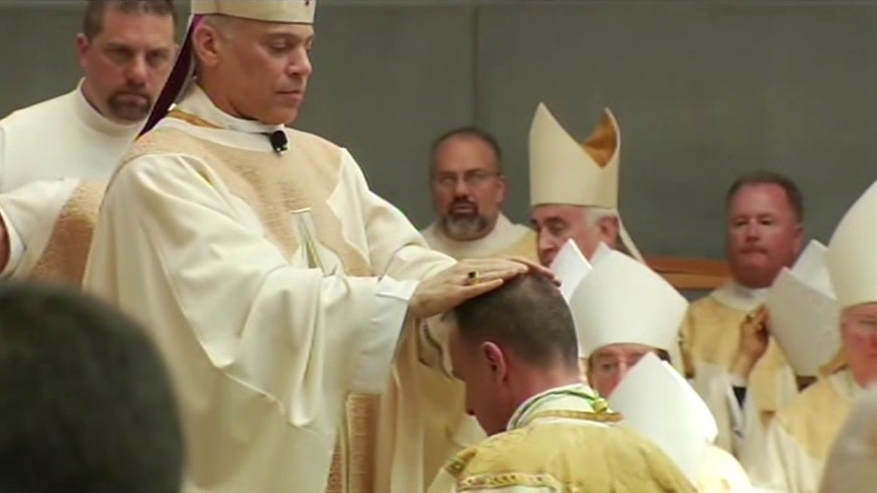 San Francisco Archbishop Salvatore Cordileone.