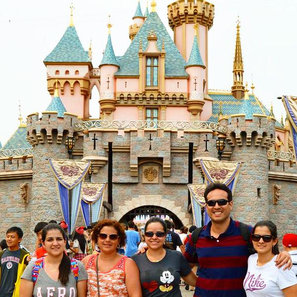 """<div class=""""meta image-caption""""><div class=""""origin-logo origin-image none""""><span>none</span></div><span class=""""caption-text"""">Celebrating Disney's 60th anniversary with the family! ABC7 News viewers and staff are celebrating Disneyland's 60 years of magic by sharing photos of themselves at the park. (Photo submitted to KGO-TV by Sibilla M/Twitter)</span></div>"""