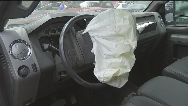Ford Recalls   Million Vehicles Over Concerns About Dangerous Air Bags Abcny Com