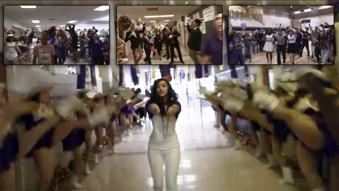 Students At Galvestons Ball High Create Incredible Lip Dub Video