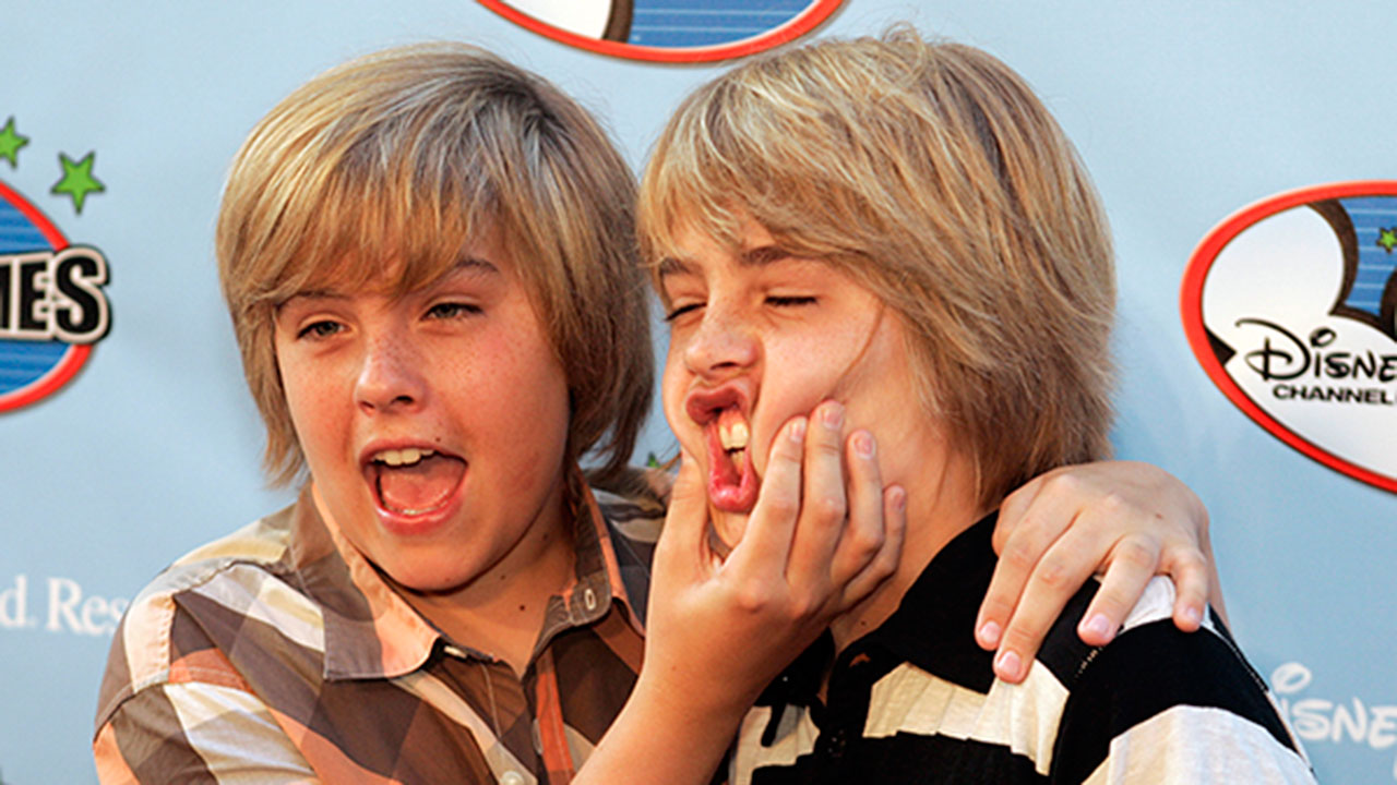 Suite Life of Zack and Cody\u0027 child stars Cole and Dylan