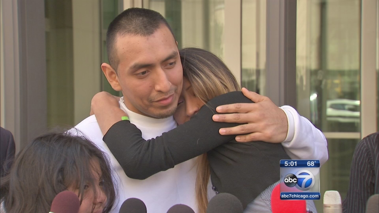 Man released from custody to donate kidney to sister