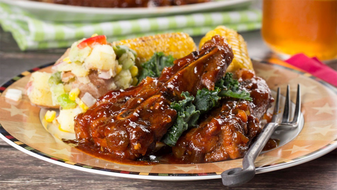 Saucy Country-Style Ribs