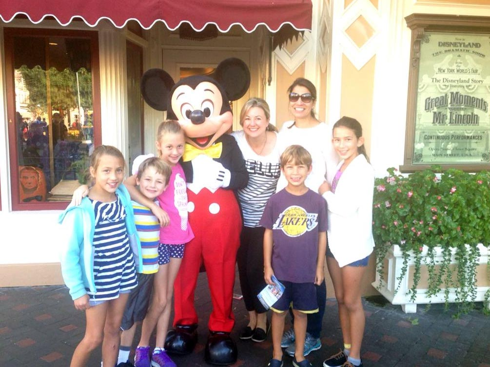 """<div class=""""meta image-caption""""><div class=""""origin-logo origin-image none""""><span>none</span></div><span class=""""caption-text"""">ABC7 News viewers and staff are celebrating Disneyland's 60 years of magic by sharing photos of themselves at the park. Photo KGO-TV reporter Amy Hollyfield/Twitter.</span></div>"""