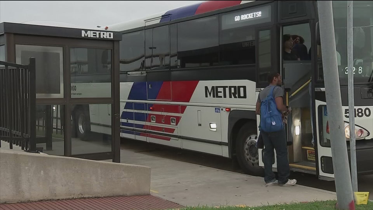Katy-area Park and Ride faces parking shortage