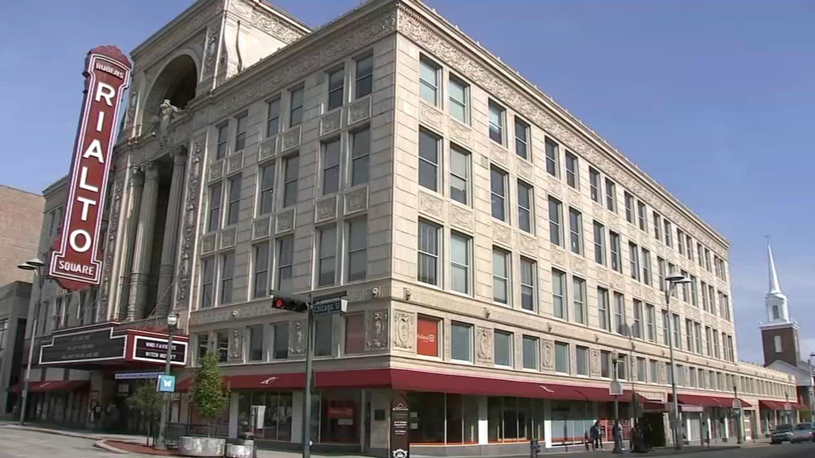 Joliet's historic Rialto Square Theatre hosting traffic court to survive COVID-19 pandemic