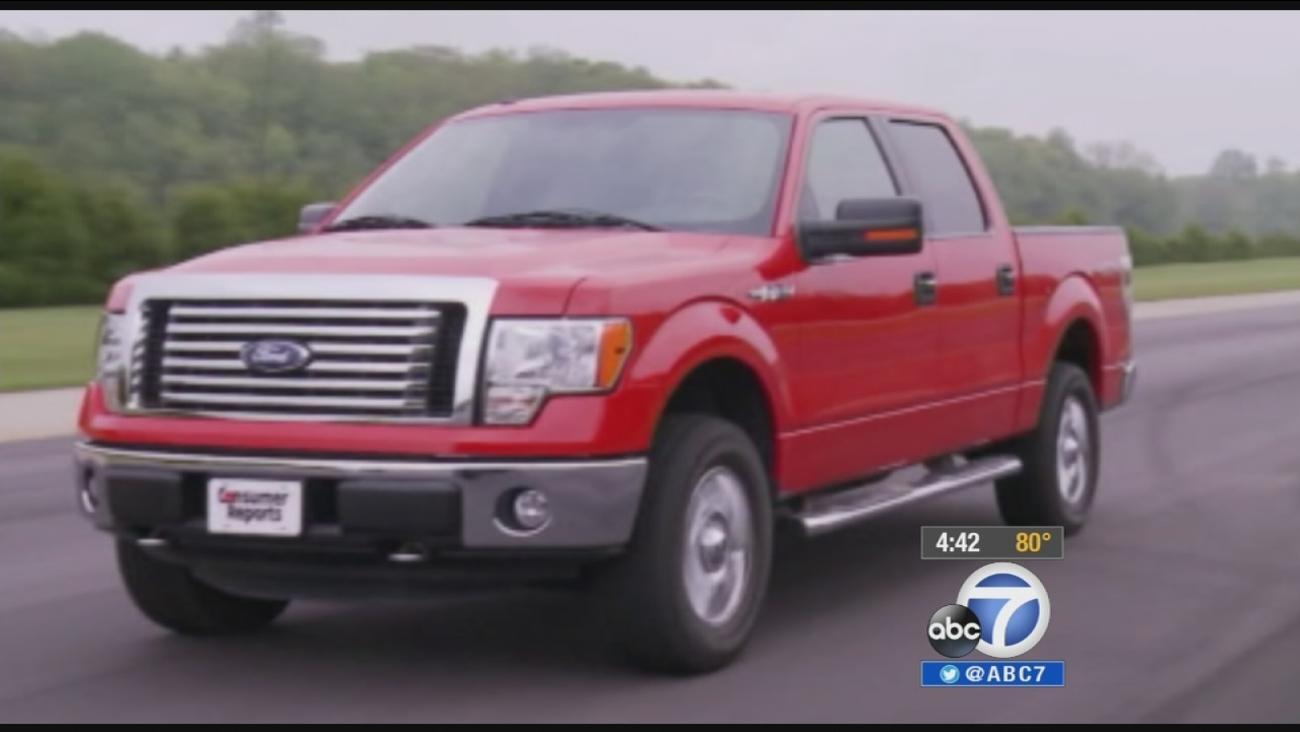 Best Full Size Fuel Efficient Pickup Trucks Abc7 Los Angeles