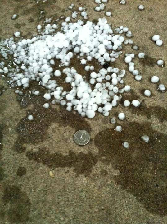 """<div class=""""meta image-caption""""><div class=""""origin-logo origin-image """"><span></span></div><span class=""""caption-text"""">Action News viewers sent in this photo of the hail storm in Pennside, Pa.</span></div>"""
