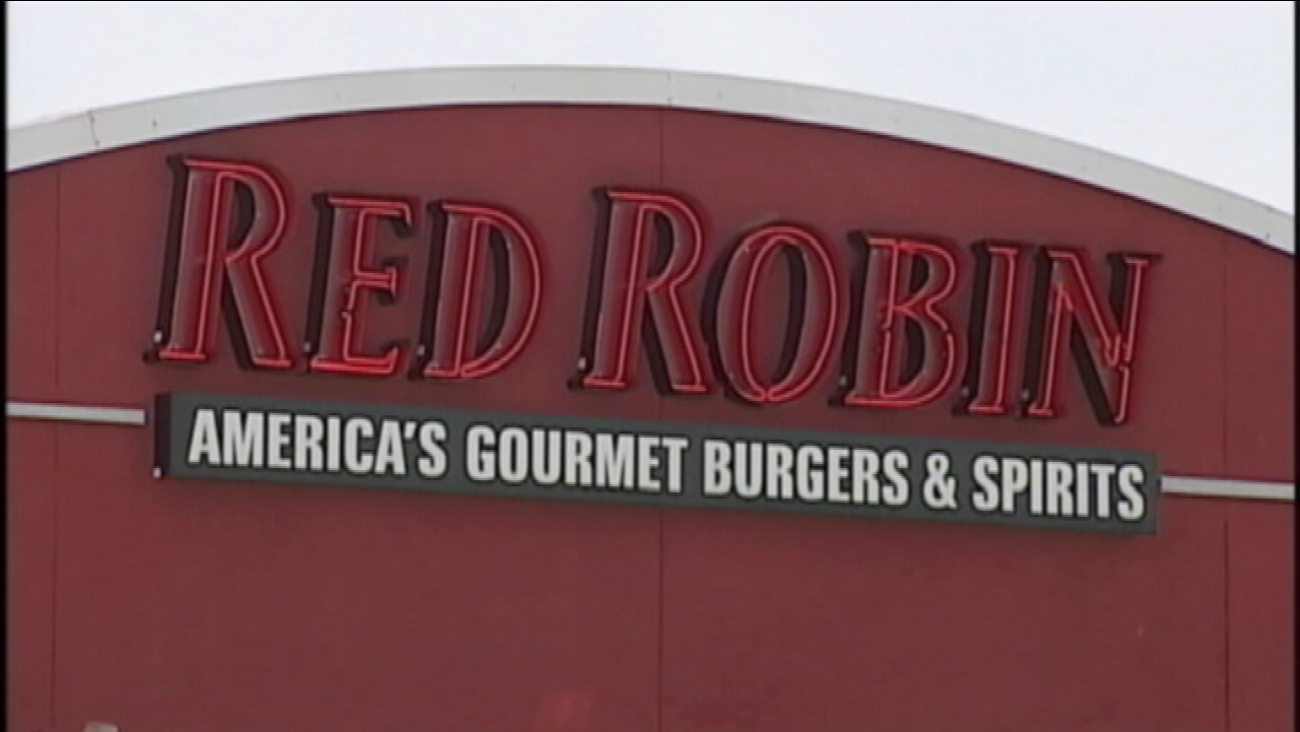 red robin worker hepatitis a