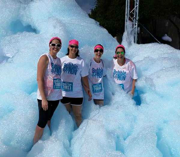 Photos houston bubble run at nrg park abc13 div classmeta image captiondiv class thecheapjerseys Image collections