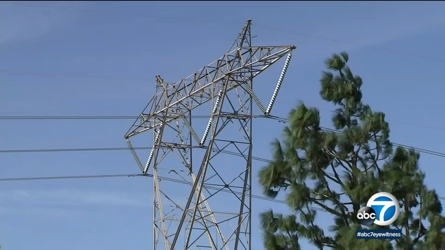 Power Outage Abc7 Los Angeles