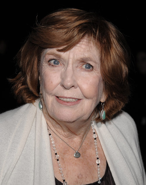 <div class='meta'><div class='origin-logo' data-origin='AP'></div><span class='caption-text' data-credit='AP Photo/Evan Agostini'>Actress and comedian Anne Meara died Saturday, May 23, 2015. She was 85.</span></div>