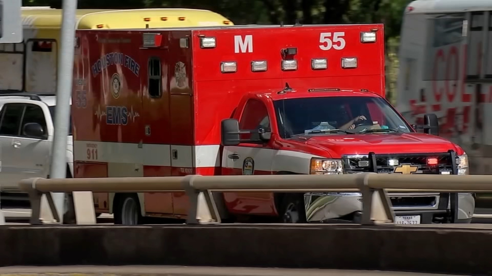 Houston hospitals concerned about increase in COVID-19 hospitalizations - KTRK-TV