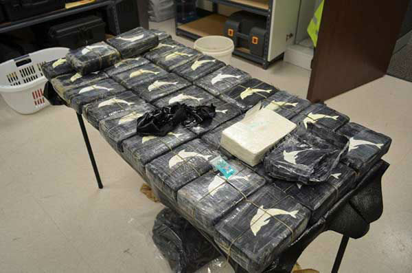 "<div class=""meta image-caption""><div class=""origin-logo origin-image none""><span>none</span></div><span class=""caption-text"">Photos of package that washed ashore in Galveston (Photo/Galveston Police Department)</span></div>"