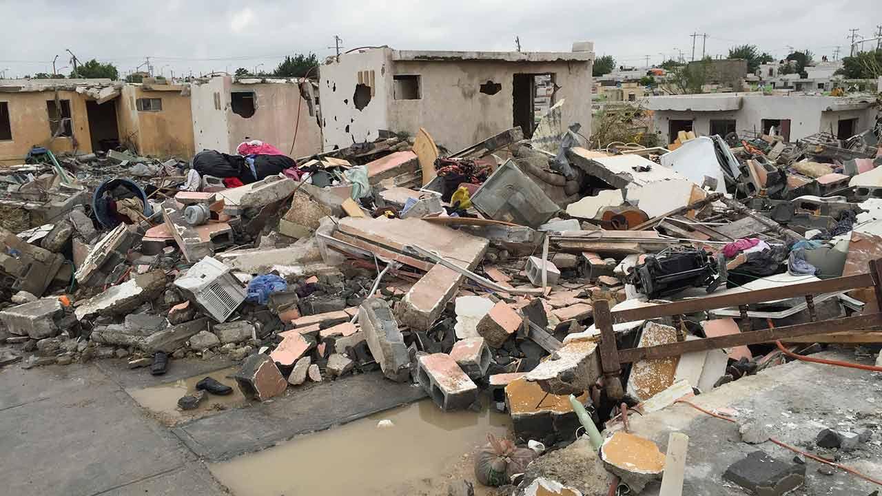 Mexico tornado