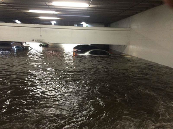 "<div class=""meta image-caption""><div class=""origin-logo origin-image none""><span>none</span></div><span class=""caption-text"">This photo is from a parking garage at Richmond and Edloe. If you have photos, email them to news@abc13.com or upload them using #abc13eyewitness (Photo/iWitness Photo)</span></div>"