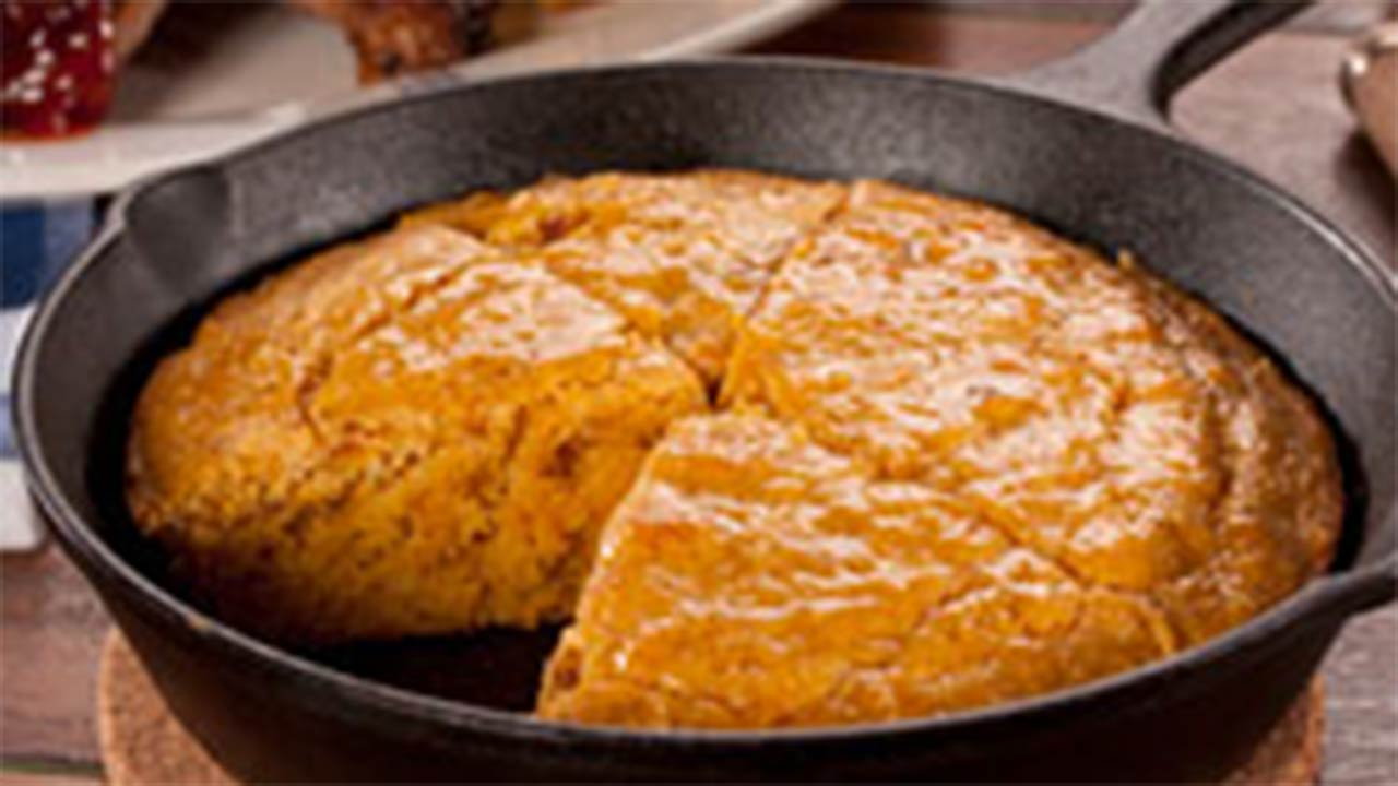 Kickin' Corn Bread recipe