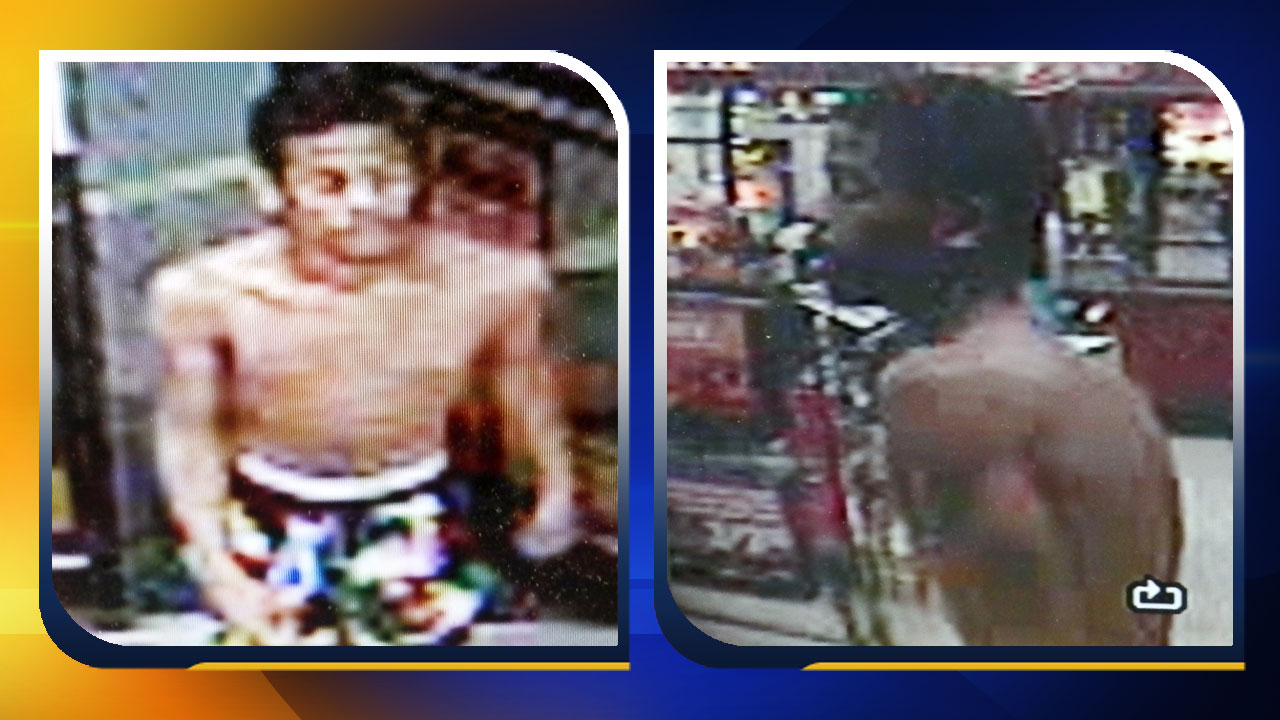 Authorities in Wake Forest are asking for help identifying man