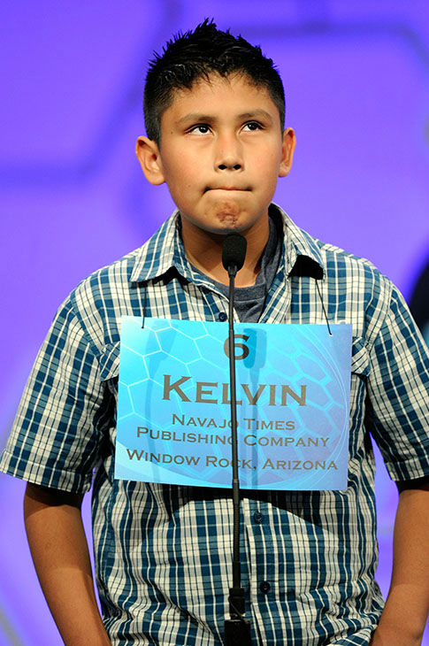 "<div class=""meta image-caption""><div class=""origin-logo origin-image none""><span>none</span></div><span class=""caption-text"">Kelvin Winney, 10, of Arizona pauses while spelling his word in the preliminaries of the Scripps National Spelling Bee, Wednesday, May 27, 2015, in Oxon Hill, Md. (Photo/AP)</span></div>"